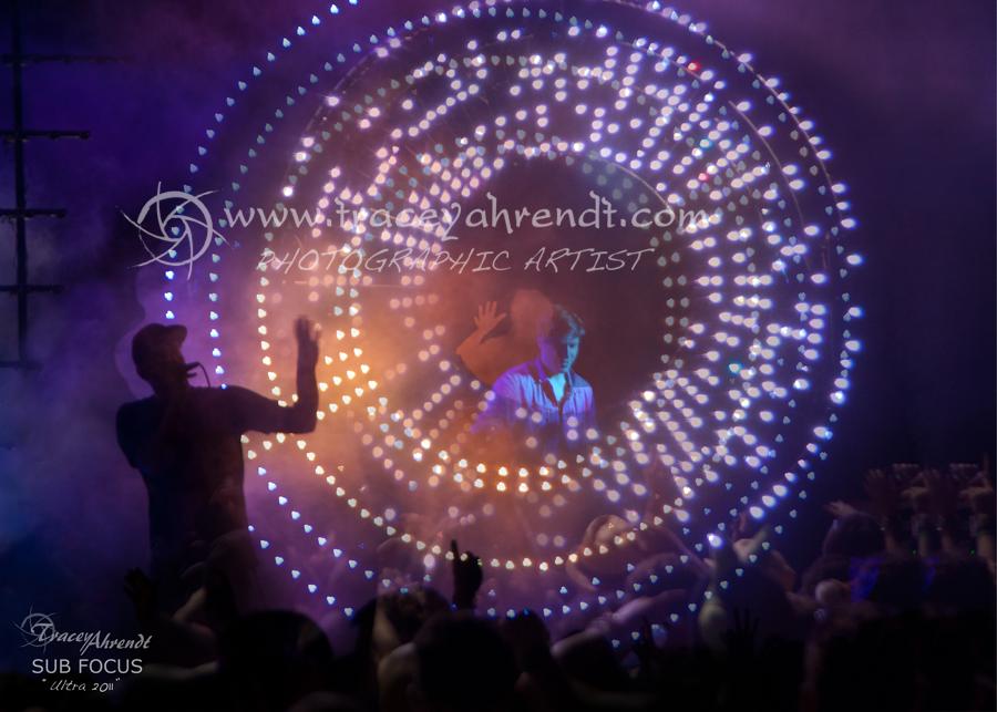 Sub focus live @ ultra music festival 2011