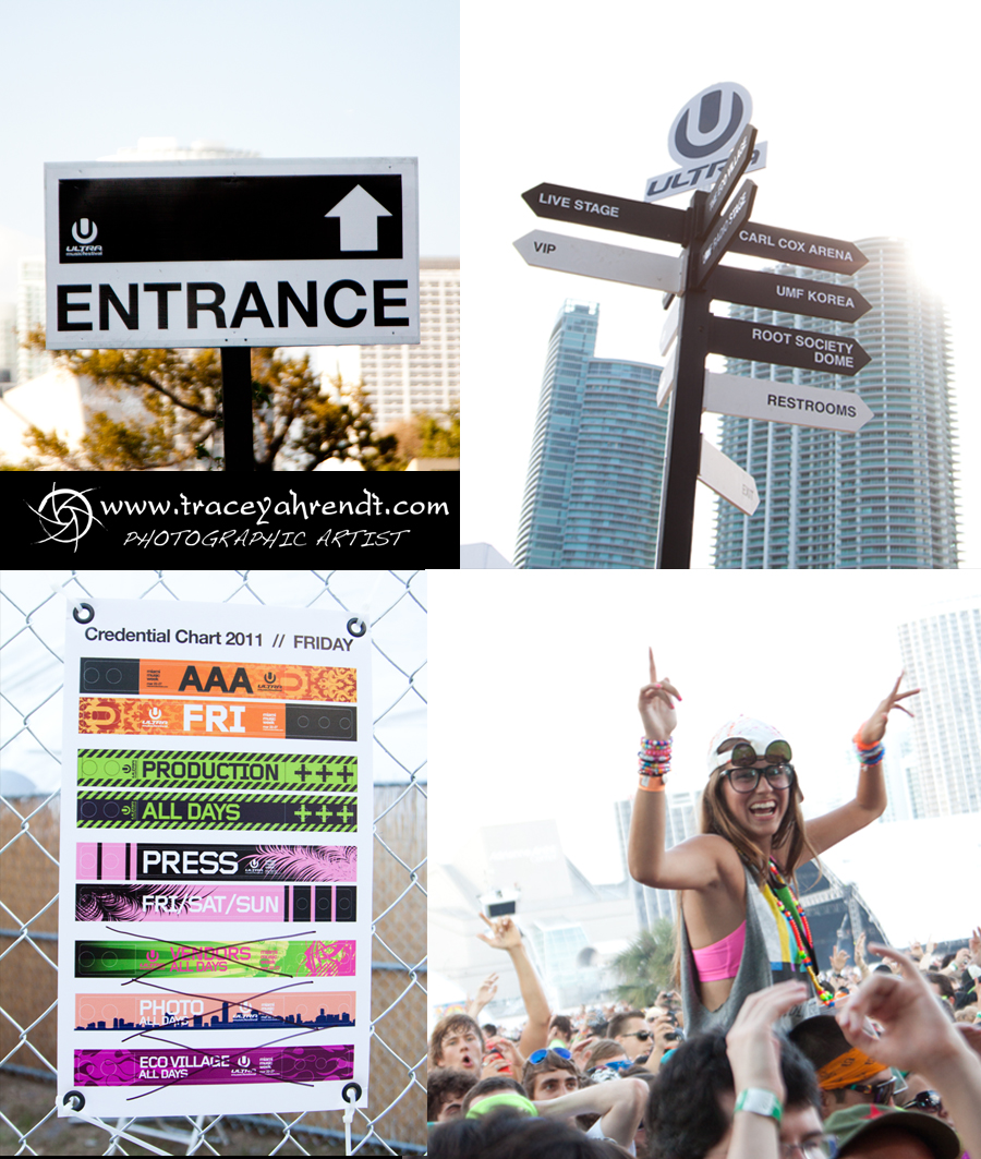 Welcome to Ultra Music Festival where music is always appreciated