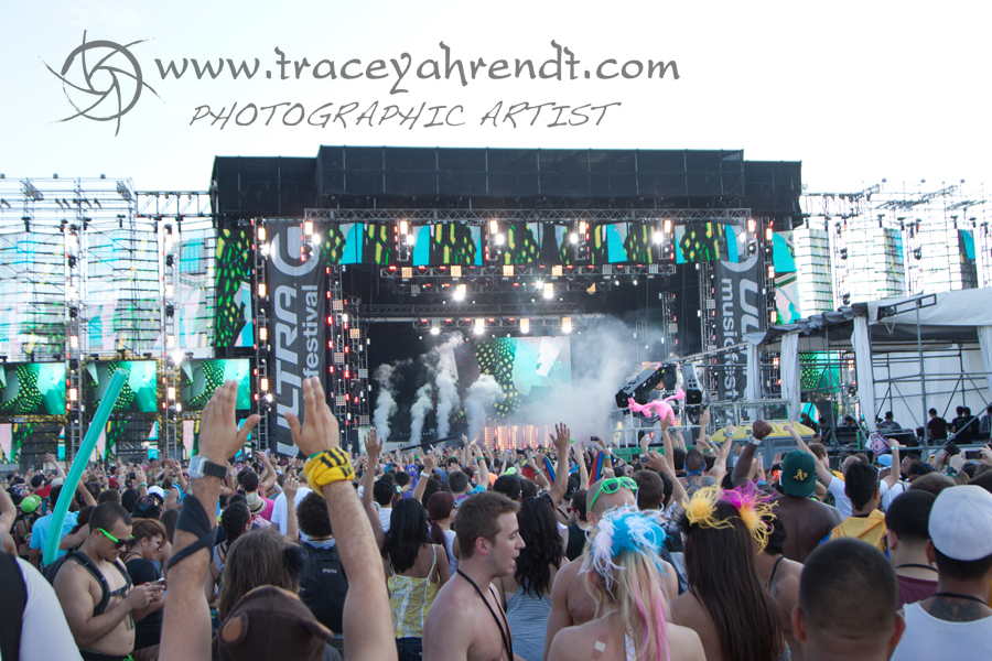WMC - Ultra Music Festival - Miami Photographer Tracey Ahrendt