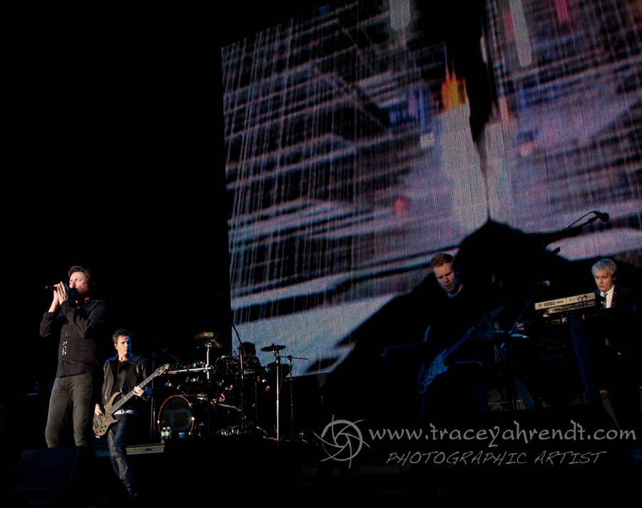 Ultra Music Festival - Main Stage - Duran Duran by Tracey Ahrendt Photographic Artist