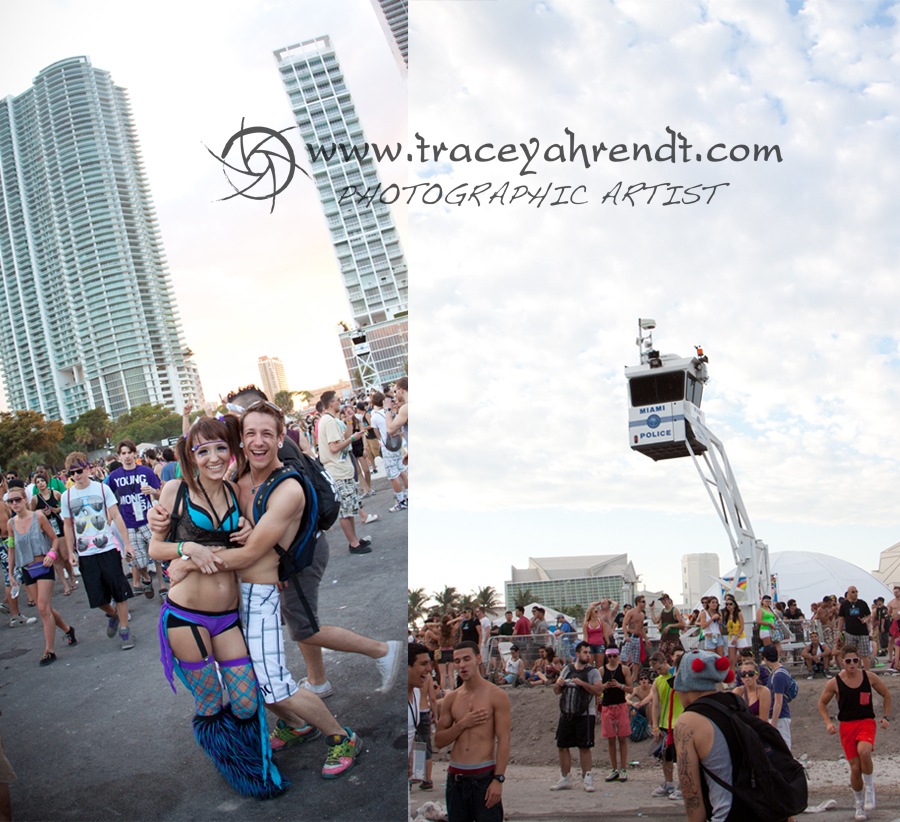 Ultra Music Festival By Music Photographer Tracey Ahrendt