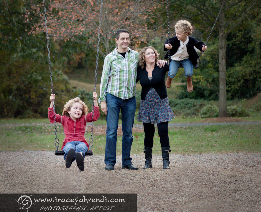 Family Fun - Lifestyle Portraits