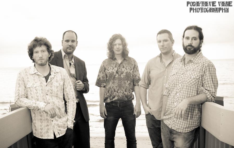 Jamie Newitt, Jim Wuest, Jeff Lloyd, Tony and Mike Garulli - The Heavy Pets Band