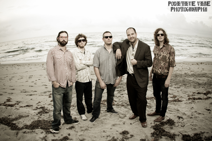 New Band Portraits with The Heavy Pets