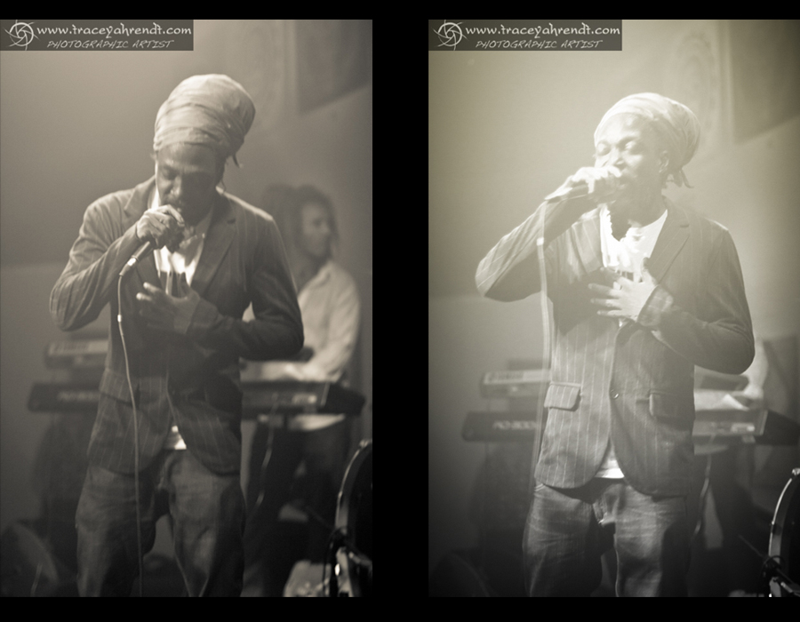 Junior Reid Live Moksha Roots - Reggae Music Photography