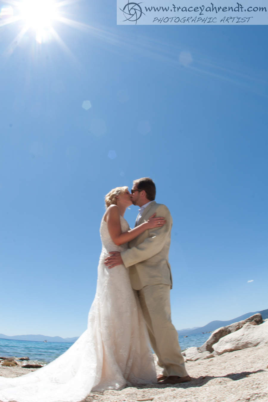 Lake Tahoe Wedding - Destination Wedding Photography