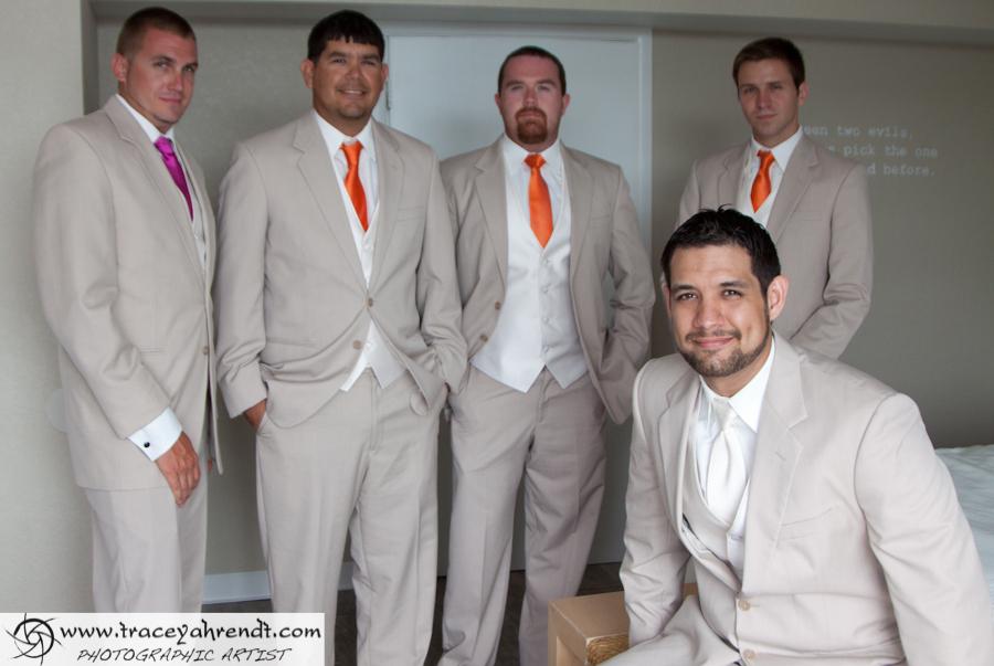 Handsome Groomsmen