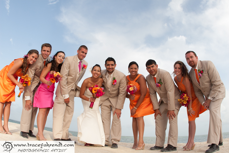 Bridal Party - Wedding Pictures