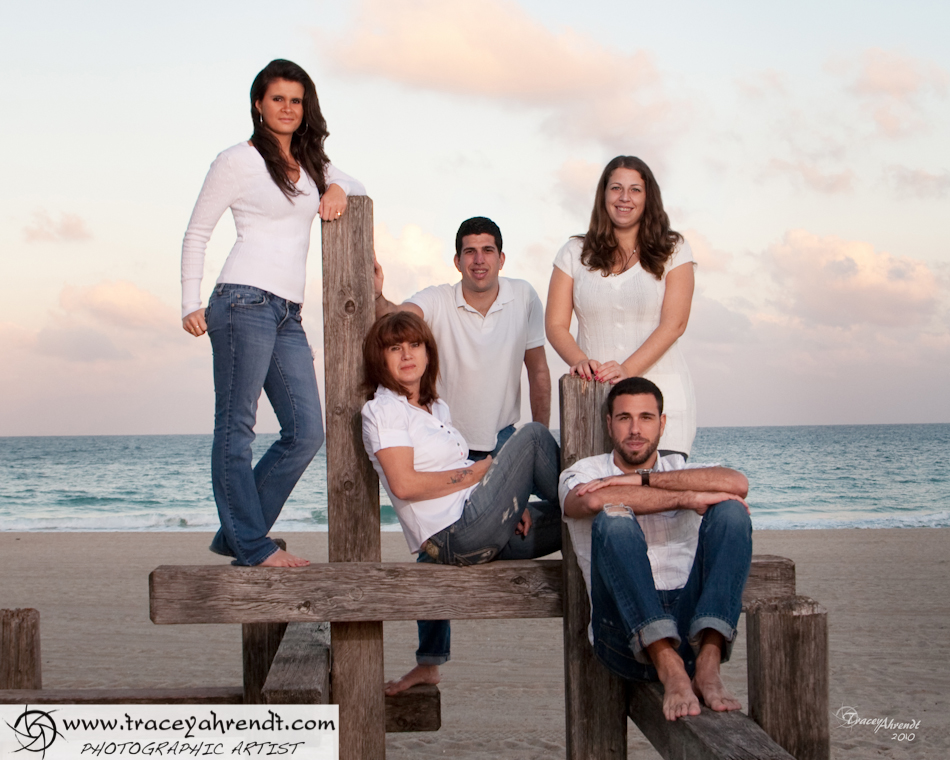 Don't forget about your Family Portrait at the Beach