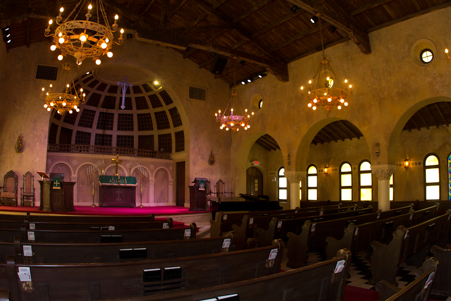 Coral Gables Congregational United Church of Christ, Miami Florida